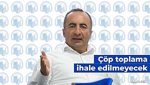 İskilip Belediye Başkanı Ali Sülük basın toplantısı düzenledi