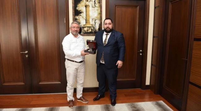 MHP MYK üyesi Öbekçi, Çorum ve İskilip Belediye Başkanlarını ziyaret etti