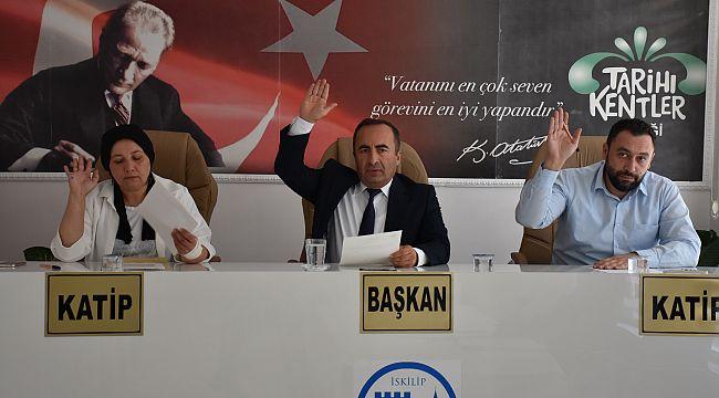 İskilip Belediyesi Eylül ayı meclis görüşmesini yaptı