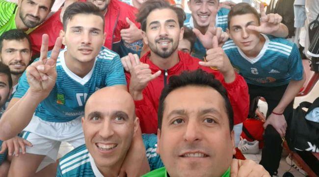 İskilipspor 2 İskilipgücü 0