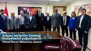 İskilipliler Derneği Akkoca ve Yabacıoğlu'nu ziyaret etti