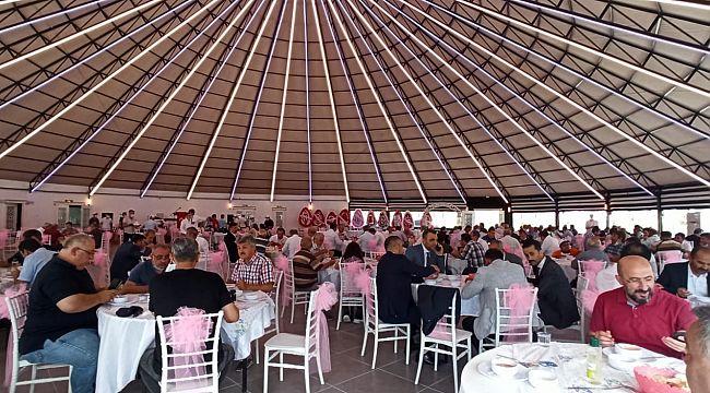 İskilip Belediyesi Otağ görünümlü düğün salonunu açtı