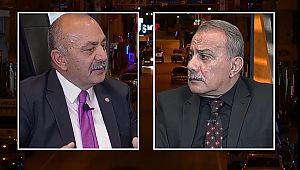 Ortaköy Belediye Başkanı İsbir televizyonumuza konuk oldu