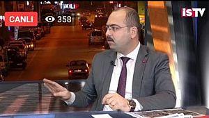 Tosya Belediye Başkanı Kavaklıgil televizyonumuza konuk oldu