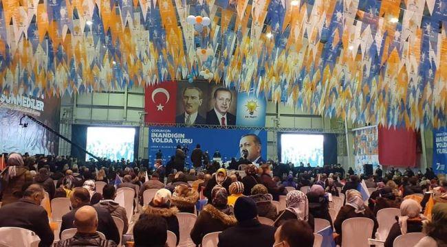 Ak Parti'de Yusuf Ahlatcı yeniden il başkanı