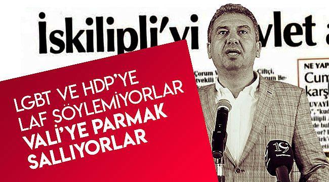 CHP Çorum Milletvekili Köse'de Vali'yi hedef aldı