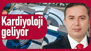 Ahmet Sami Ceylan kardiyoloji atamasını duyurdu