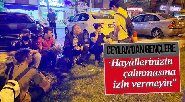 Ahmet Sami Ceylan hız kesmiyor