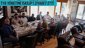 Türkiye Yazarlar Birliği'nin İskilip ziyareti