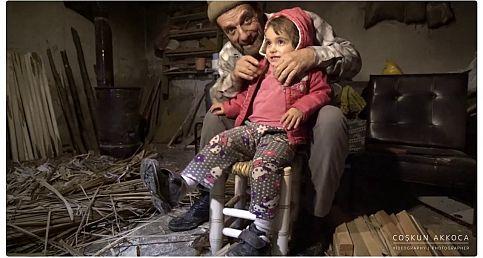 İskilip Çomu köyünde hasır sandalye yapımı